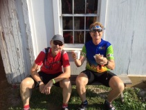BAM 2014 - Rest Stop at Amish store