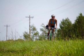 Biking to Little Falls