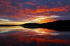 bimidji-sunset